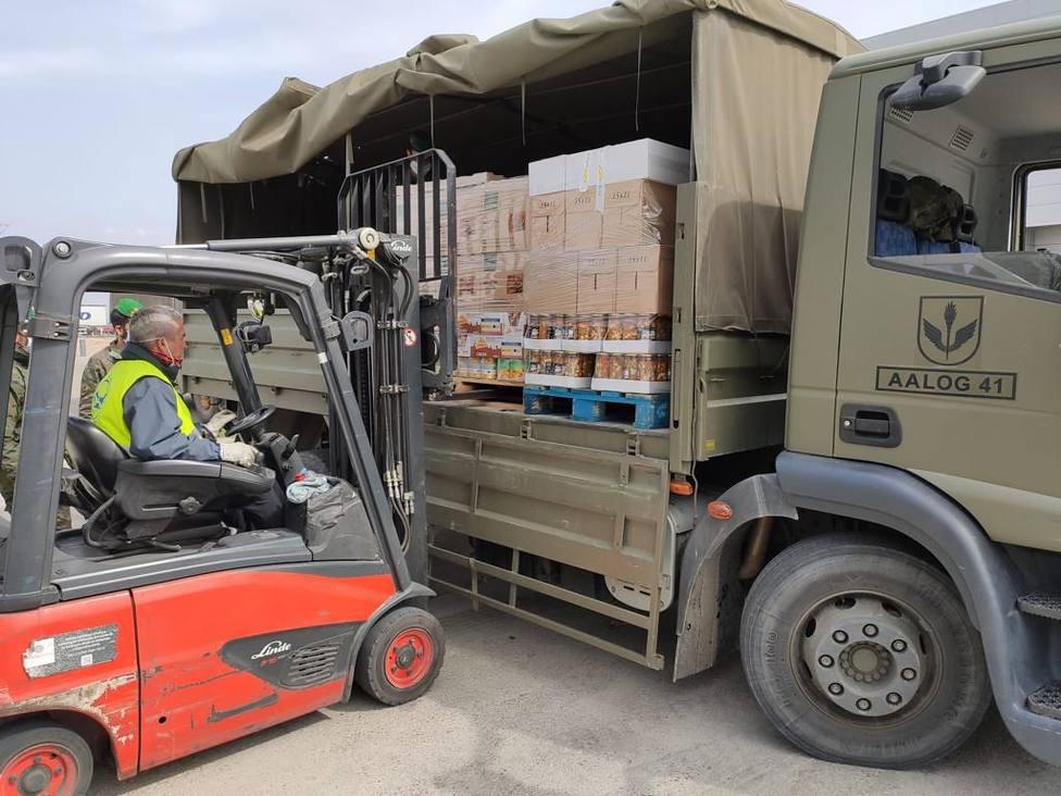 Córdoba celebra su designación como sede de la nueva base logística del Ejército de Tierra