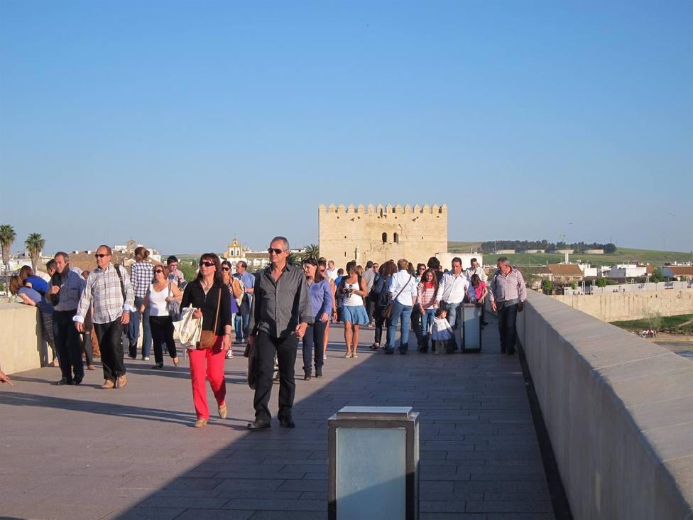 Un informe de la UCO concluye que el turismo nacional en Córdoba cayó un 57% en 2020