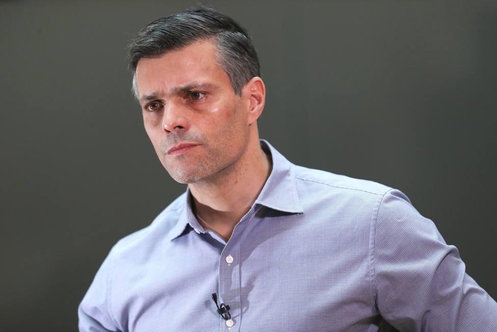 Proponen sancionar a Leopoldo López tras viajar a Galicia a pesar del cierre perimetral