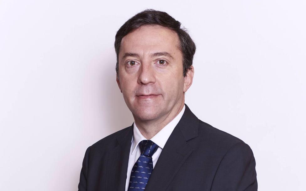 Ricardo Domínguez, nuevo presidente de Navantia - FOTO: SEPI / Roberto Maroto
