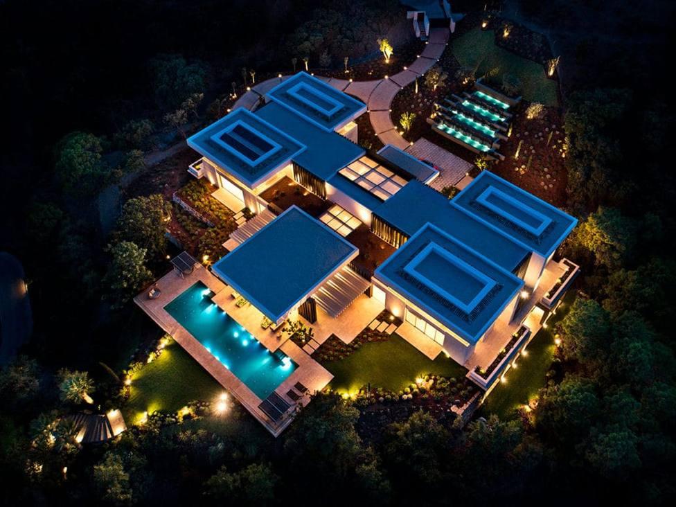 Así es Villa Cullinan, la venta más cara del momento.