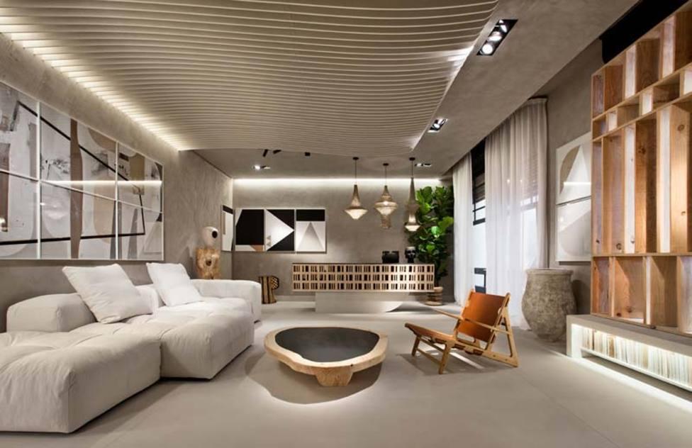 Casa Decor abre sus puertas: Espacios cálidos y conectados o drones de interior