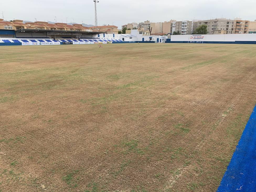 El Águilas FC cambia su tapete verde
