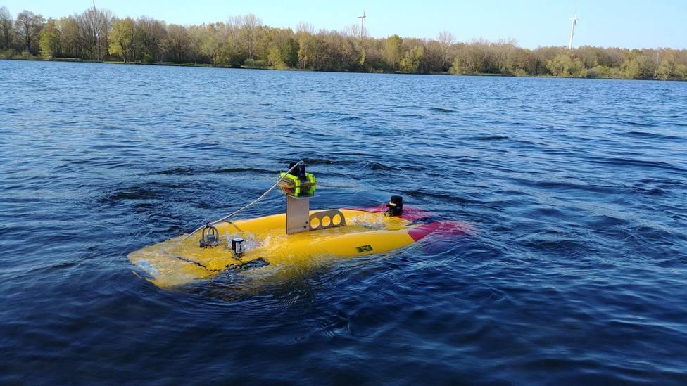 Robot acuático