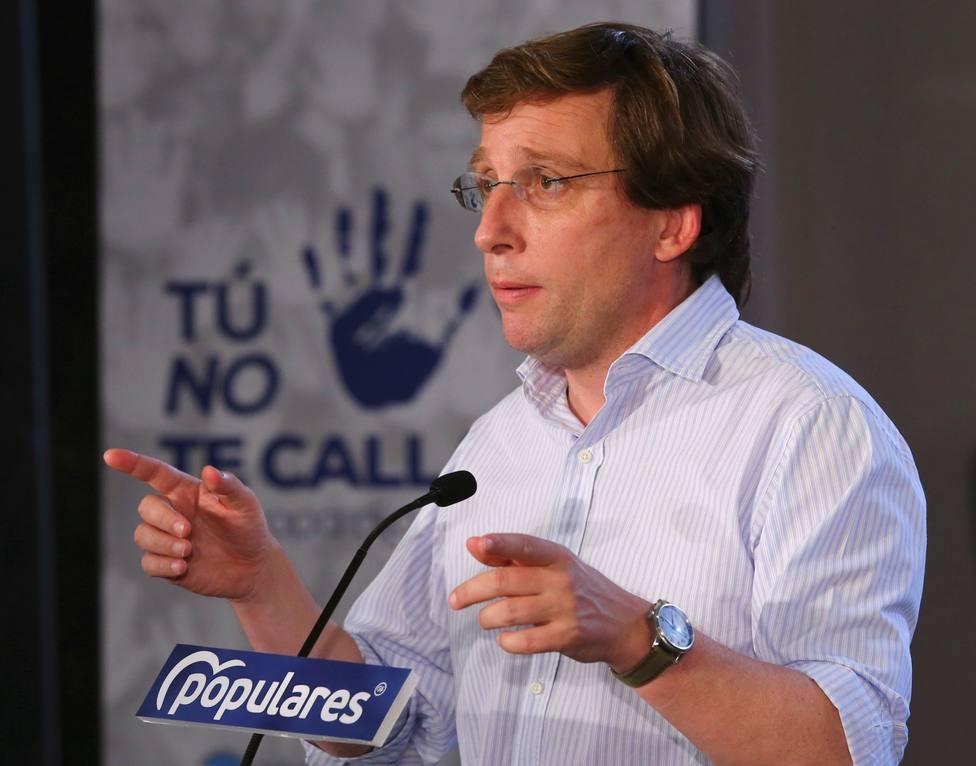 Almeida critica que el Gobierno no quiera poner etiquetas a Cuba