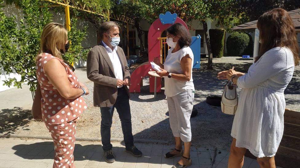 Granada.- Abren las escuelas infantiles Granada Educa con 446 niños y 89 nuevas matrículas