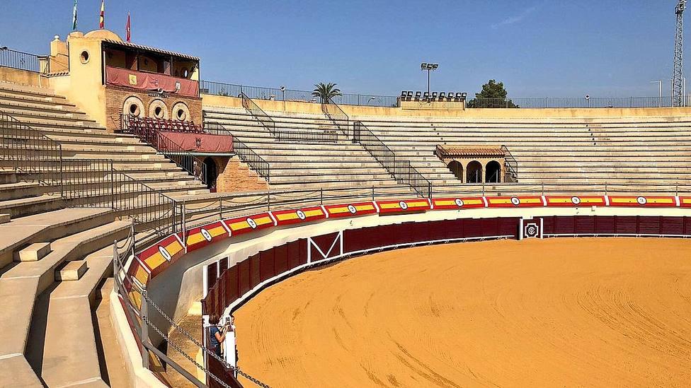 Plaza de toros de Vera (Almería)