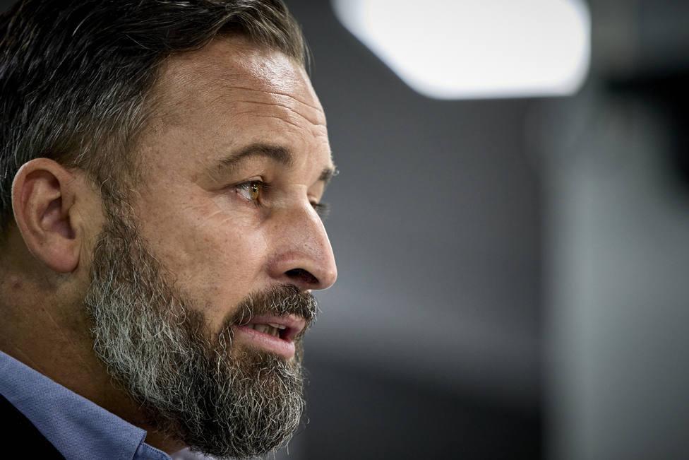 Santiago Abascal estará presente en Mondragón para arropar a las víctimas del etarra Henri Parot