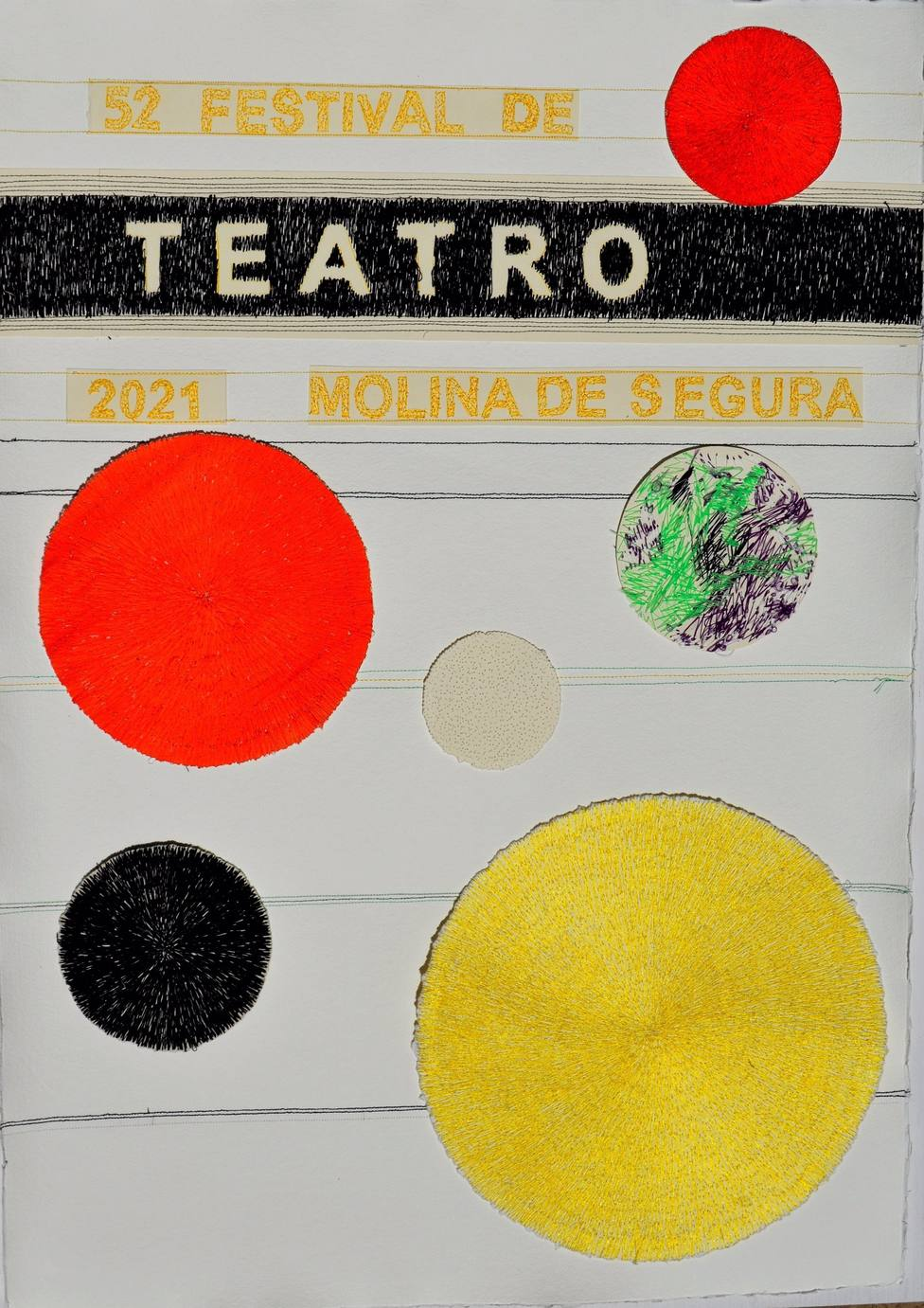 La 52 edición del Festival de Teatro de Molina de Segura arranca este martes con La chica que soñaba