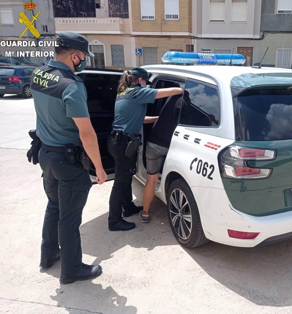 Detenido por conducir temerariamente