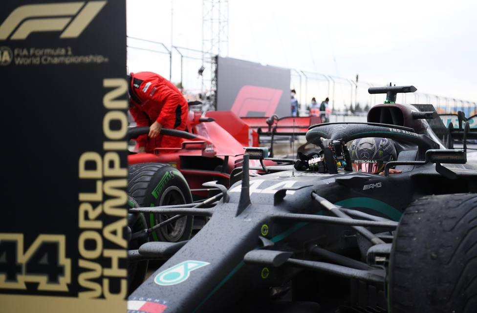 Hamilton: No es cierto que esté furioso con mi equipo