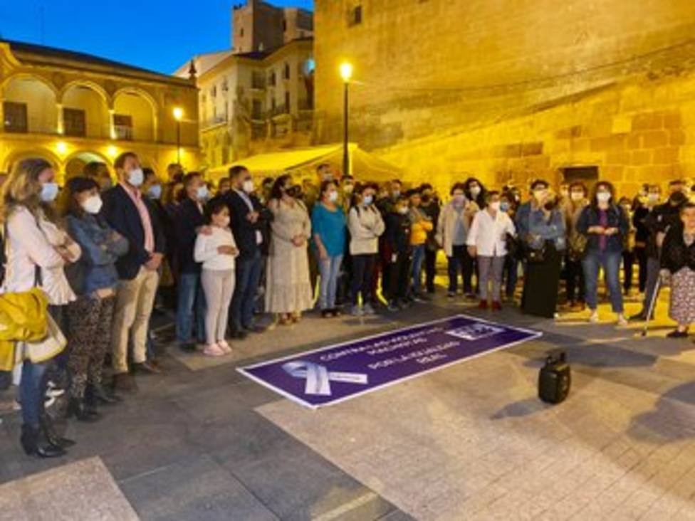 Lorca condena el crimen de Manuela Romero