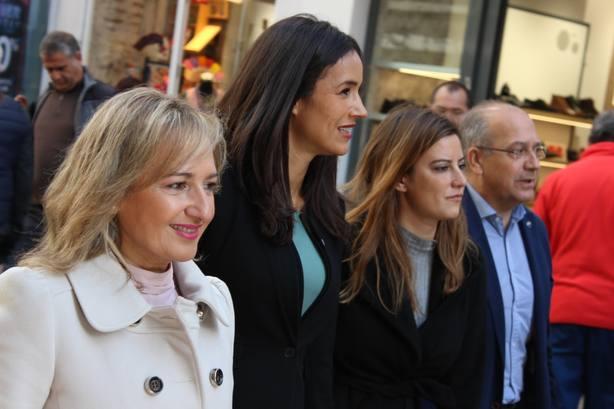 Villacís (Cs): Hay algo peor que cuatro años más de Díaz, un pacto entre PSOE y Podemos