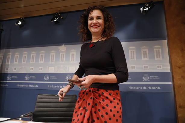 Montero espera que se le facilite al PSOE la conformación del Gobierno en Andalucía