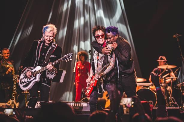 La banda de David Bowie aterriza en el Inverfest del Teatro Price