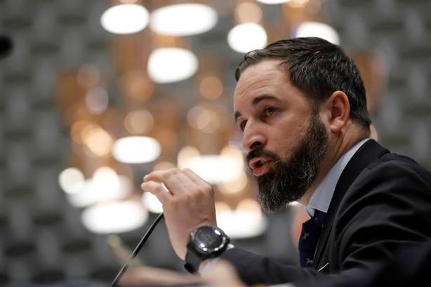 Abascal pide aclarar si Vox cometió una ilegalidad aceptando dinero del exilio iraní