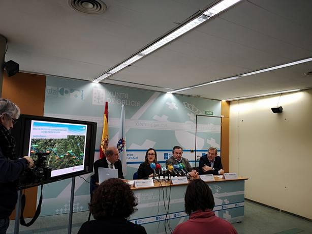 La Xunta mejorará seguridad y estética en las intersecciones del Camino con la LU-633