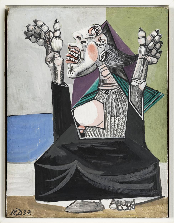 Toulouse recuerda el exilio de Picasso con una exposición con una treintena de sus obras y un centenar de fotografías