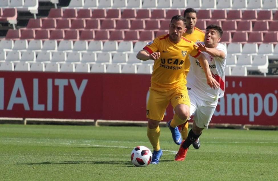 El Sevilla Atlético remonta al UCAM Murcia CF en la recta final (2-1) -  Deportes COPE en Murcia - COPE bb2e4b70c34f2