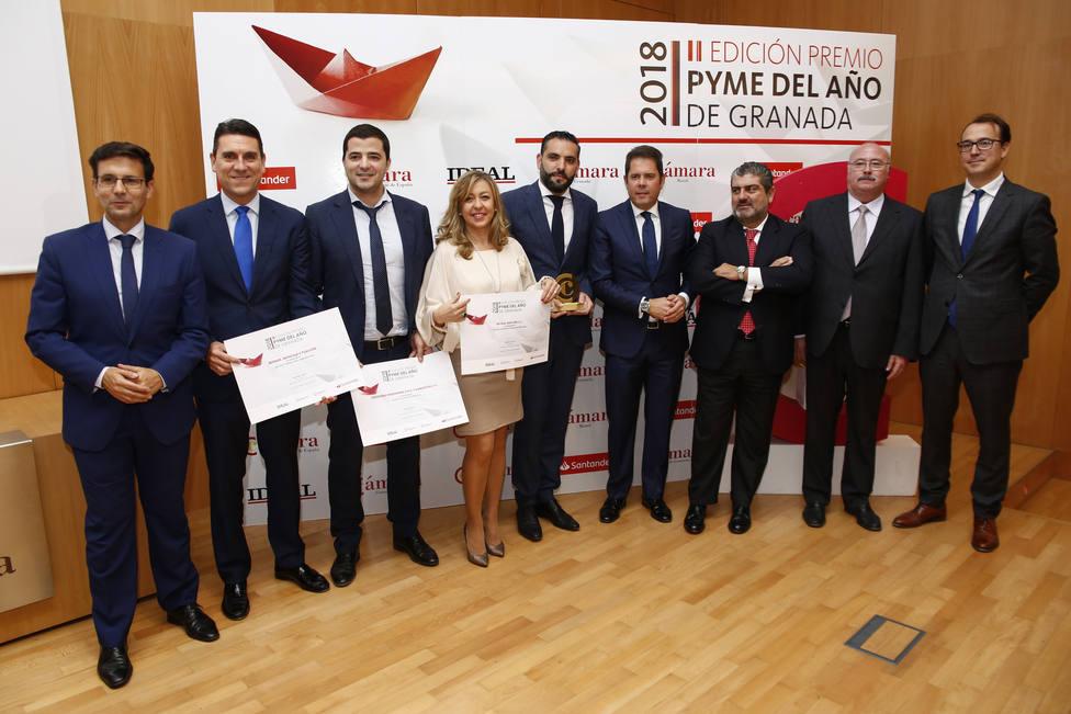 Camara premios pymes