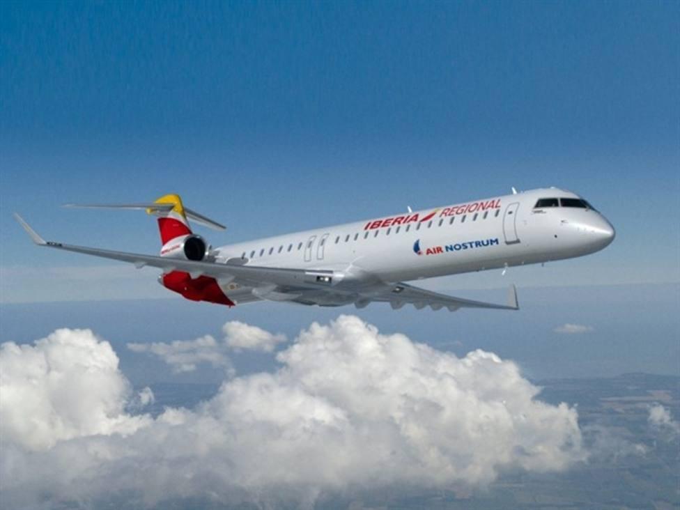 Air Nostrum busca personal en Oviedo