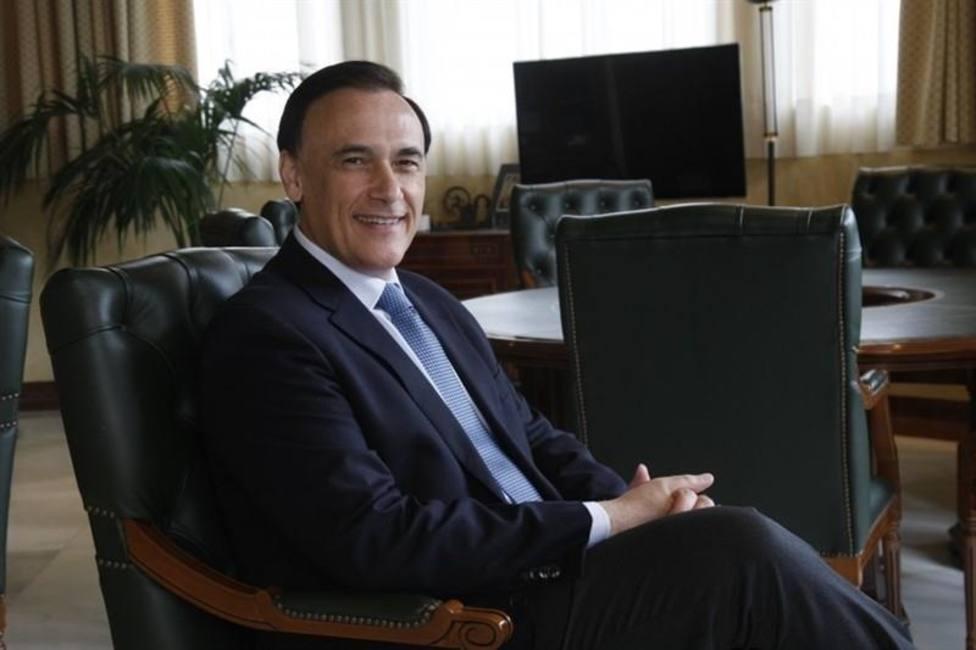 El rector de la Universidad de Córdoba, Juan Carlos Gómez Villamandos, nuevo presidente de la CRUE