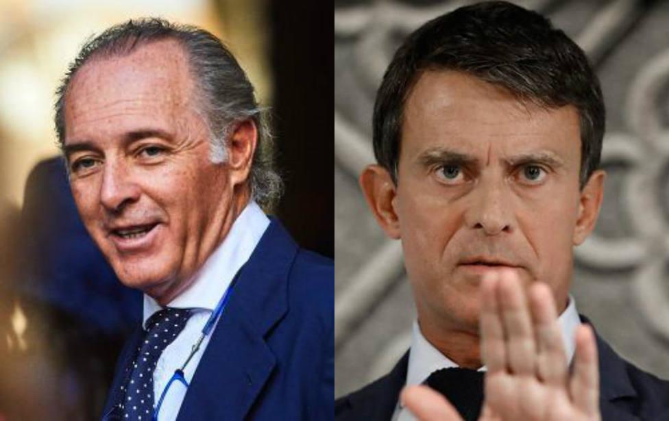 El recado de José Manuel Soto a Manuel Valls por su campaña contra Vox