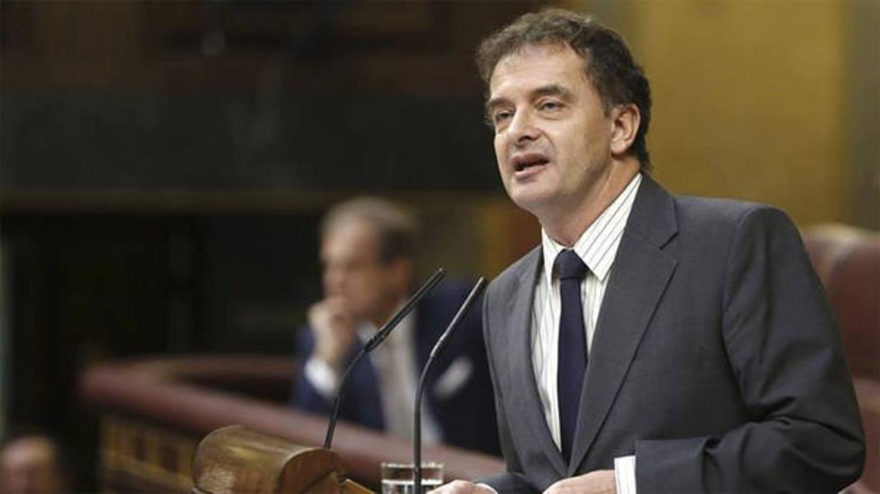El portavoz de ERC en el Ayuntamiento de Barcelona, Alfred Bosch