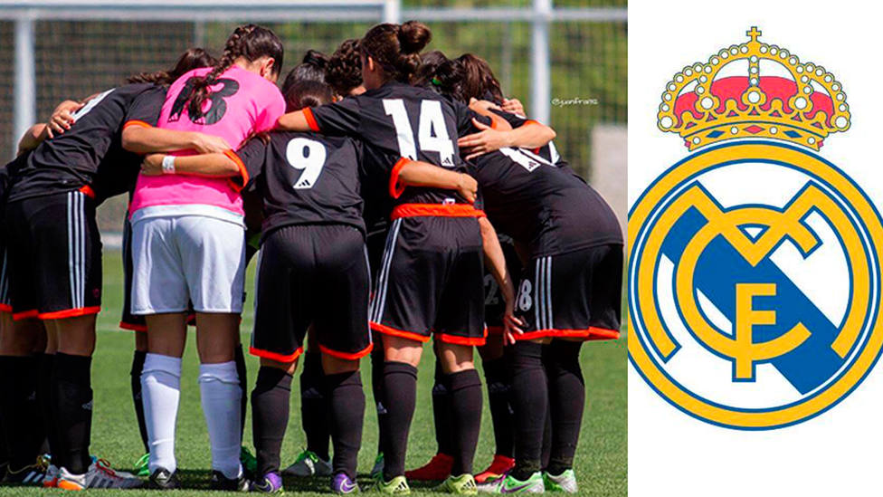El Real Madrid absorbe al CD Tacón de fútbol femenino