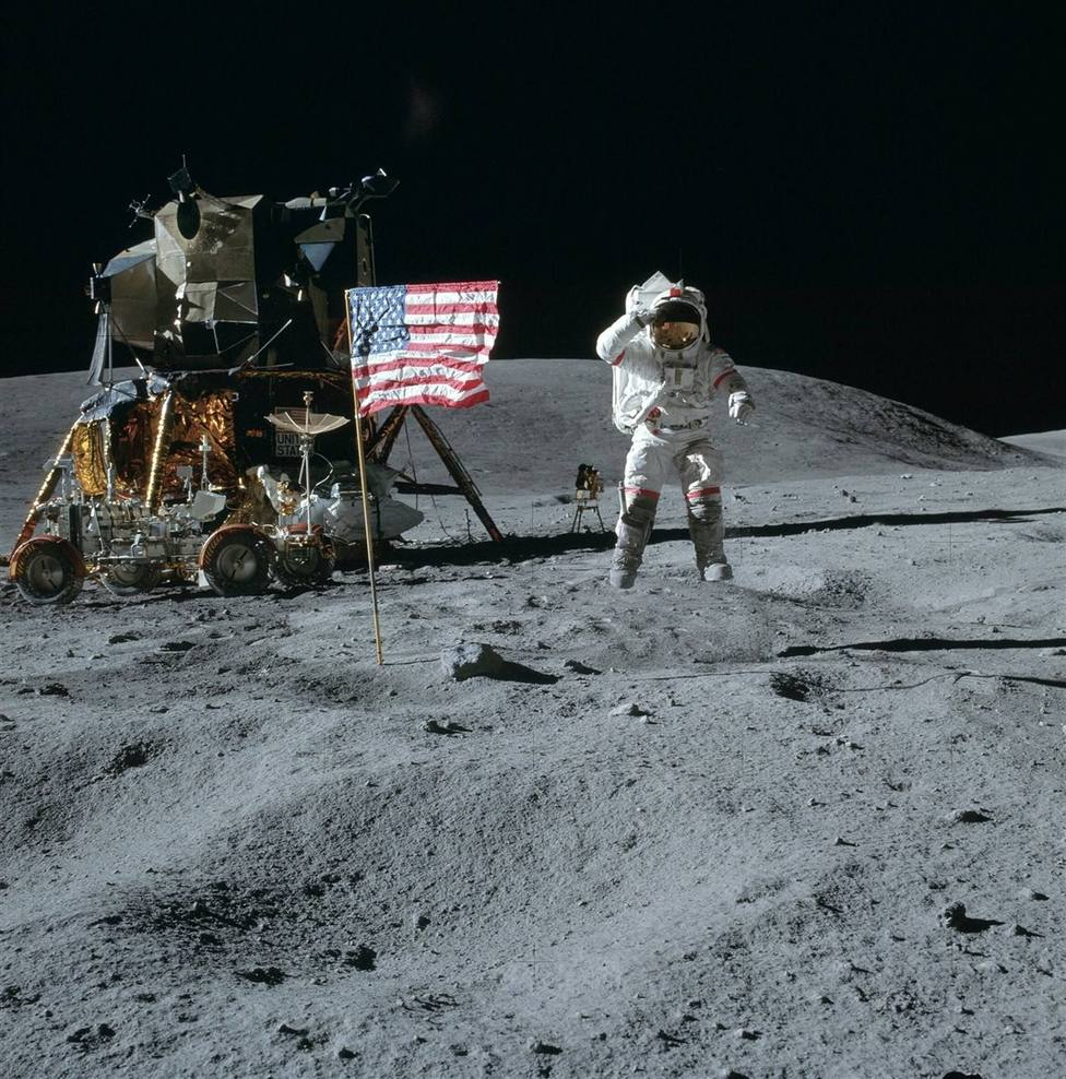 Se cumplen 50 años de la llegada del hombre la luna