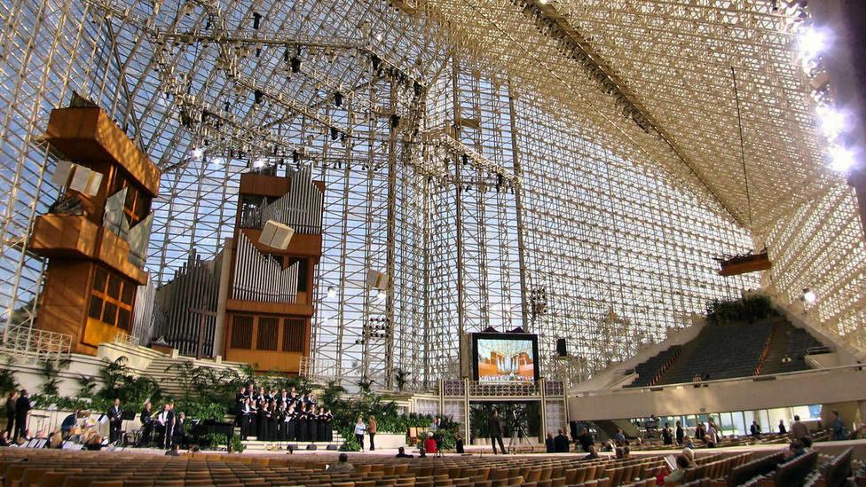 La Catedral de Cristal: el icónico templo protestante que acaba de ser consagrado católico