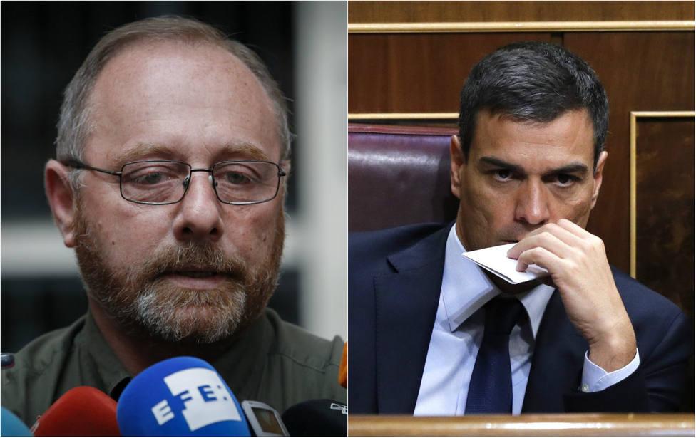 El duro reproche del padre de Marta del Castillo a Sánchez por menospreciar la Prisión Permanente Revisable