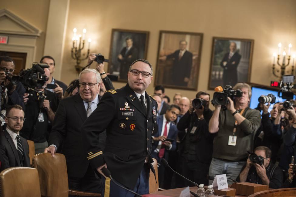 Dos asesores del Gobierno Trump admiten que la conversación con Zelenski fue inusual e inapropiada
