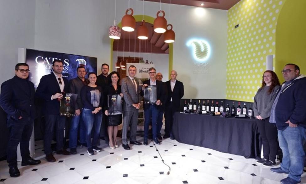 Catas de vino gratuitas D.O.P. Jumilla cada semana en la sede de 'Murcia, Capital Española de la Gastronomía
