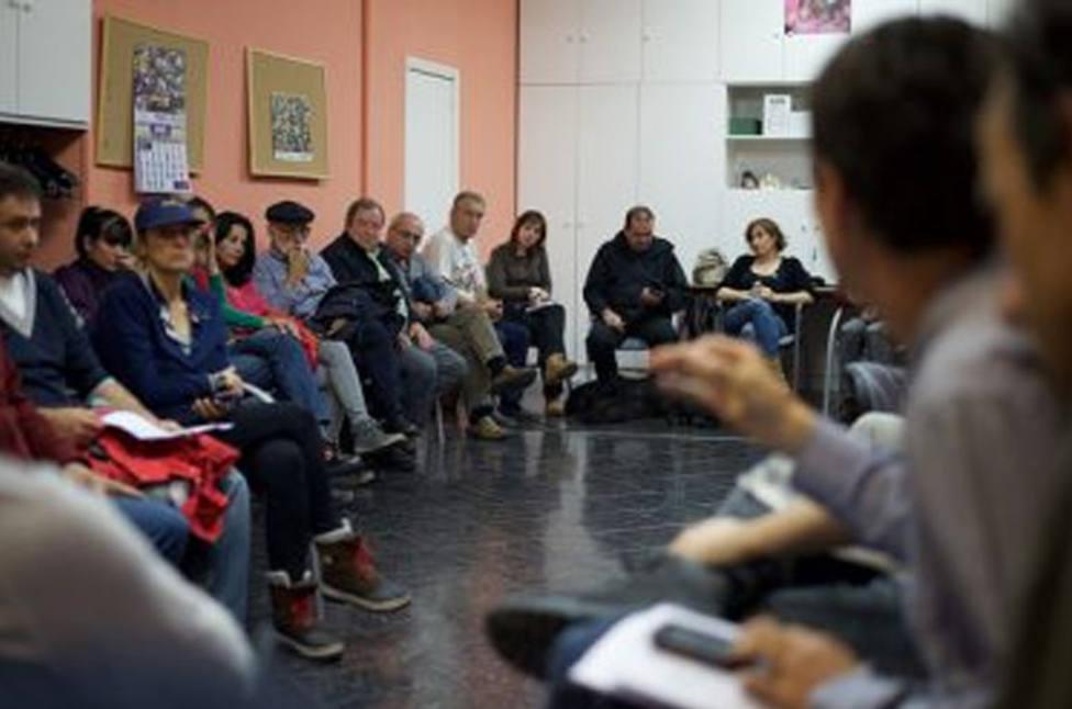 Reunión de FAVPA y Ganemos: Quejas por la manipulación y falta de escucha del equipo de Gobierno