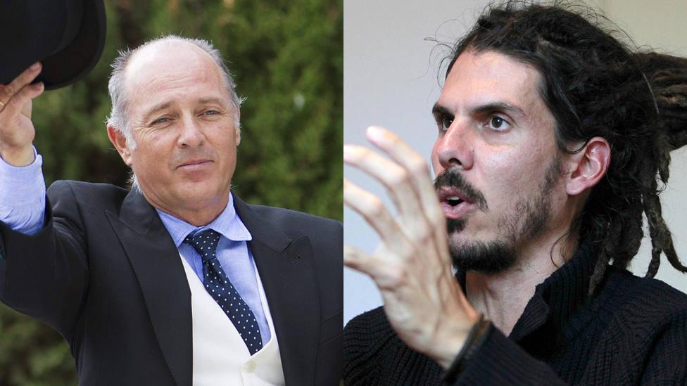José Manuel Soto arremete contra la demagogia de un diputado de Podemos con las hijas del Rey