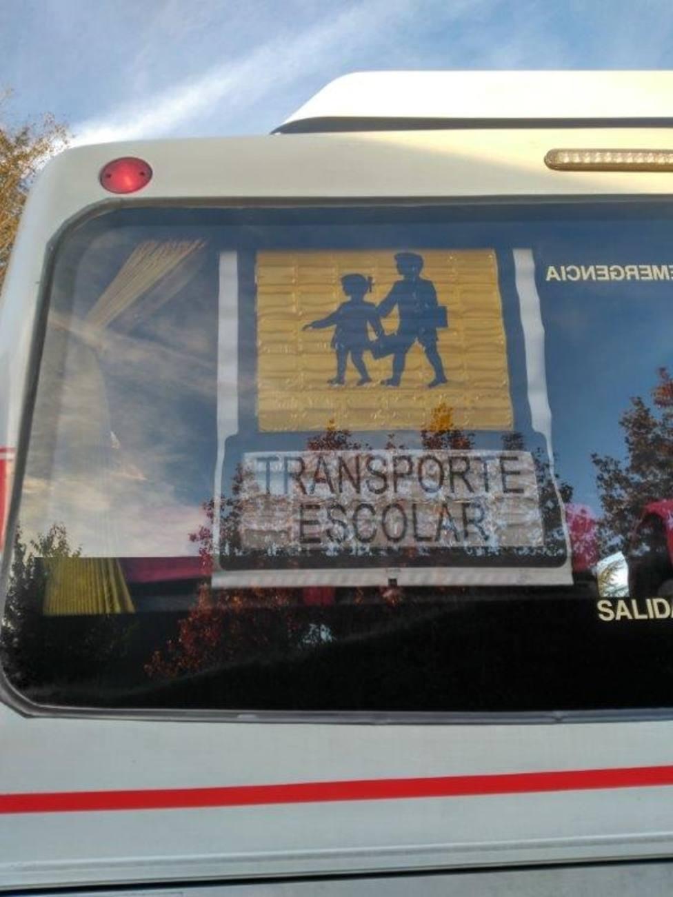 Ninguno de los conductores de transporte escolar dio positivo en alcohol o drogas durante la campaña especial de la DGT