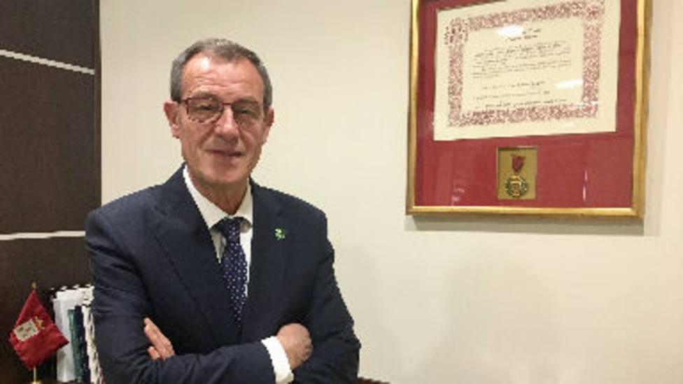 Lucio Gómez, presidente de ASPRONA