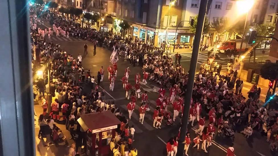 La Federación de Peñas de Logroño podría celebrar algún acto simbólico durante las no fiestas de San Mateo