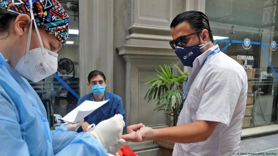 Cáritas Venezuela activa una campaña en favor del personal sanitario en medio de la pandemia del coronavirus