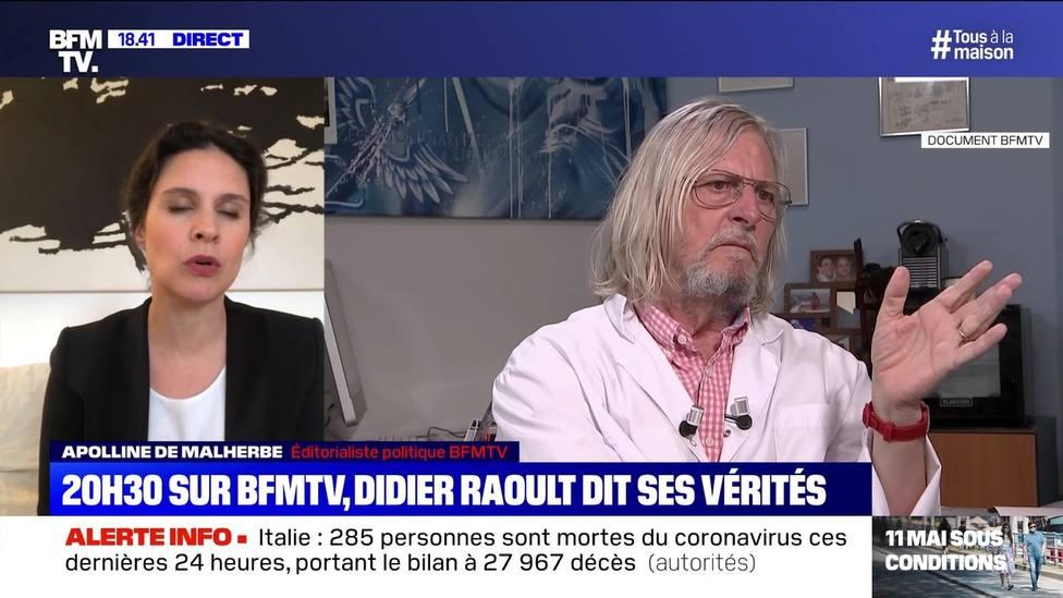"""Una televisión francesa califica a España como """"la apestada"""" de Europa"""