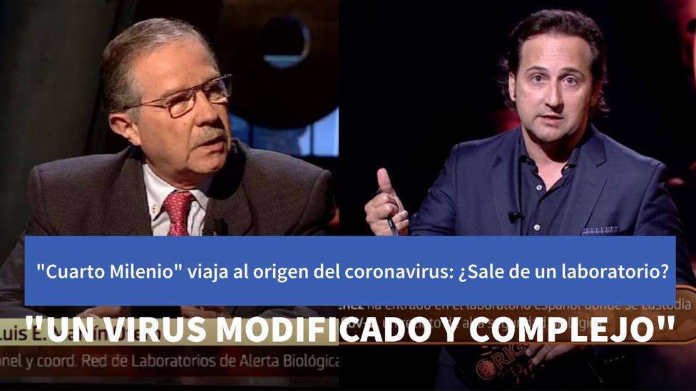 Uno de los expertos de Iker Jiménez: Hay muchas modificaciones en el virus y complejas para ser naturales