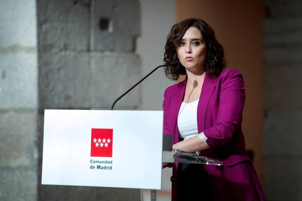 El TSJ de Madrid se pronunciará el jueves o viernes sobre las medidas impuestas por Ayuso