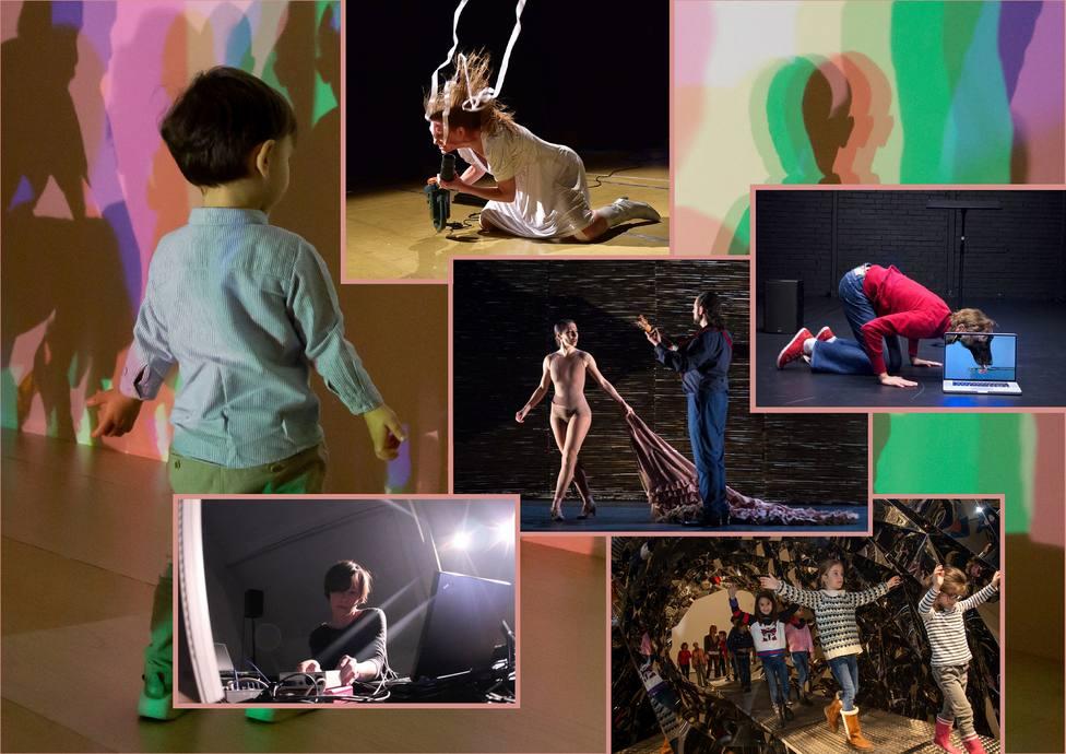 El Guggenheim organiza talleres y actividades didácticas para niños y familias
