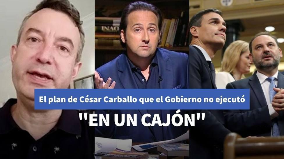 César Carballo e Iker Jiménez