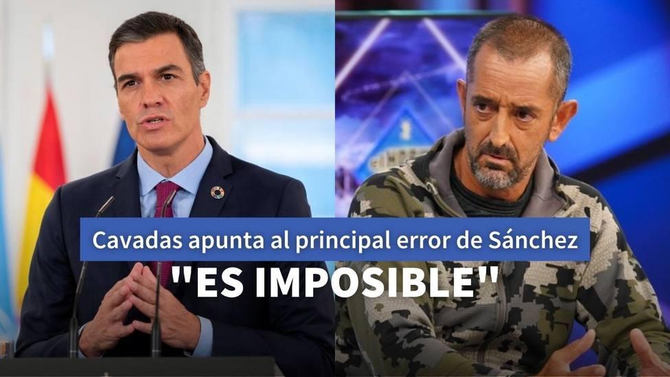 Pedro Sánchez y el Doctor Cavadas