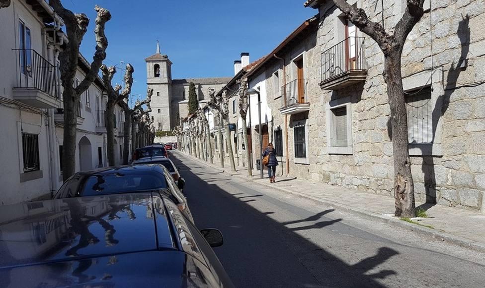 Calle Balconcillos