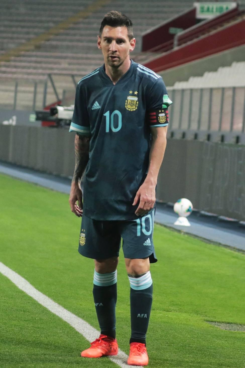 Messi: Me veo capacitado para seguir ayudando a este grupo