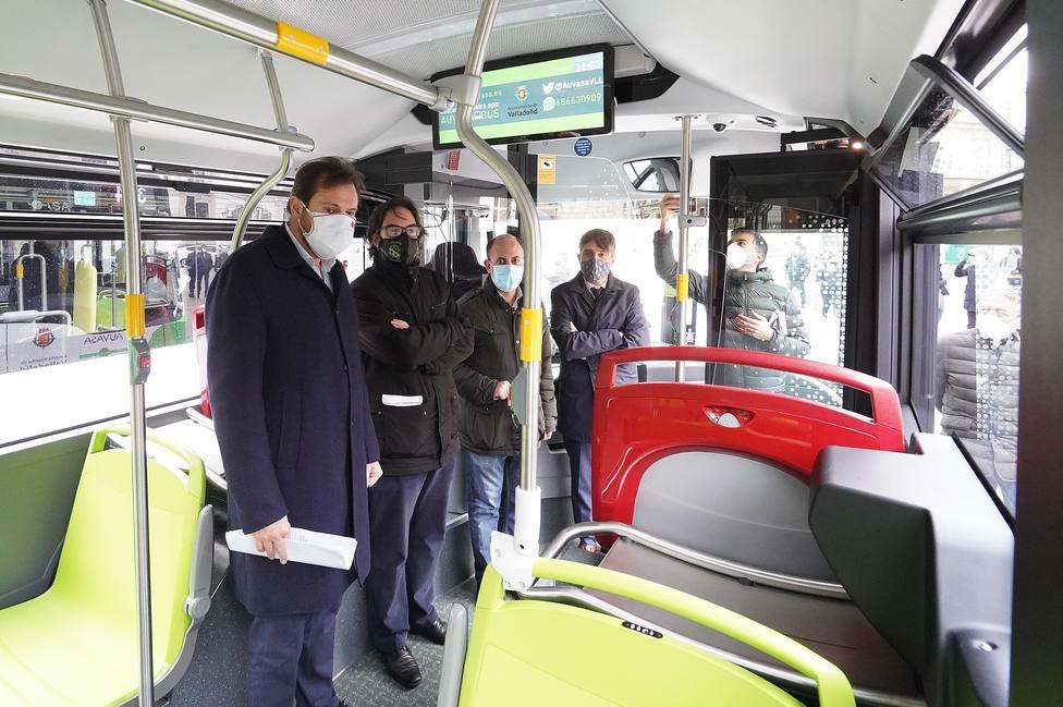 AUVASA incorpora nuevos vehículos menos contaminantes y filtrado de aire en el interior