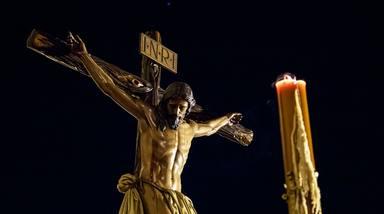 Cristo crucificado   Viernes Santo: El cine de la Semana Santa alza la voz